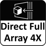 DIRECT FULL ARRAY 4X